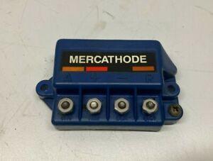 A6d Mercury MerCruiser 42600A3 Genuine OEM Mercathode Controller Module 42600A09