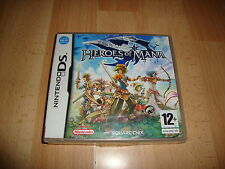 Nintendo DS Region Heroes of Mana