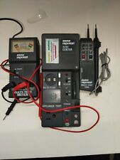 Vintage Sonin Electrical Testing Equipment.  Excellent Condition.    H