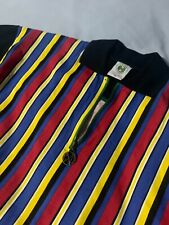 New listing Cross Colours Men's Rugby Colorblock Long Sleeve