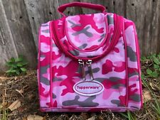 TUPPERWARE  GIRL'S FALL/WINTER LUNCH BAG USA SELLER