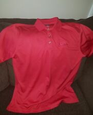 NWOT!! Pebble Beach DRI FIT POLO GOLF SHIRT! SIZE MEN'S M!