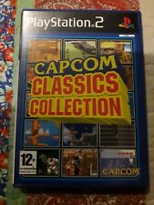 JUEGO DE PS2 CAPCOM CLASSICS COLLECTION V1 PAL ESPAÑA COMPLETO