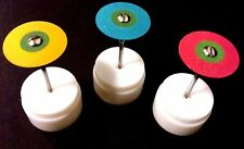 Diamond Rubber Set Besqual for Dental Zirconia Porcelain Metals RD-W1,W2,W3