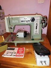 Maquina de coser Alfa Rotamatic