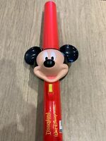 Disney World Land Parks Mickey Mouse Light Up Toy Sword Lightsaber Multi Color