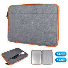 Laptop Sleeve Case Protective Waterproof Bag Cover For 14.1/15.6 inch Laptop