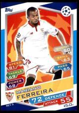 Match Attax Champions League 16/17 Mariano Ferreira Sevilla No. SEV3