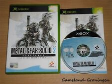 Xbox Game: Metal Gear Solid 2 Substance (Complete)