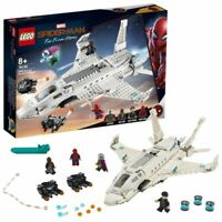 Lego Marvel Super Heroes Stark Jet and the Drone Attack (76130)