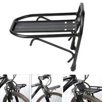 Aluminum Alloy Mountain Bike Bicycle Front Rack Luggage Shelf Panniers Bracket