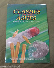 #T11. CRICKET CLASHES FOR ASHES 1990/91 MEDALS - SEALED