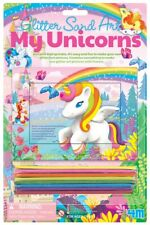 Glitter Sand Art My Unicorns Art Kit