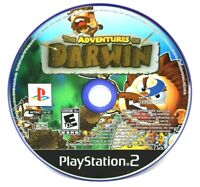 The Adventures of Darwin Sony PlayStation 2 PS2 Game Only