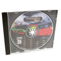 Destruction Derby for PC CD-ROM - 1996 - Racing / Driving