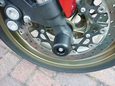 Yamaha R1 1998-2001 Eje Delantero Horquilla Crash setas deslizadores desagües bobinas de S8A
