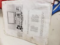 Ford Rotunda T79p-3044-AX Front Suspension Service Tool Kit used. See other auc.
