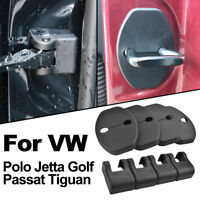 Door Catch Cover Hinge Stopper Protection Case For VW Polo Jetta Golf Tiguan
