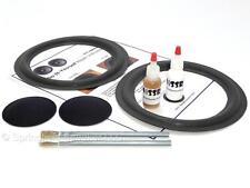 """Complete Dahlquist 8"""" DQM-9 Speaker Foam Repair Kit - Magnat - 2A8+2DCF275"""