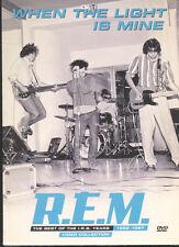 R.E.M. - THE BEST OF THE I.R.S. YEARS 1982 - 1987 - DVD (NUOVO SIGILLATO)