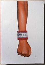 KYLIE by KYLIE MINOGUE * HARDBACK EDITION w/ SLIPCASE * 1999 * HTF * NEW/SEALED!