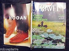 Rivista Travel Panorama marzo 2004 Trani Messico Ecuador Rodrigues Nassau Mali