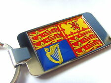 ROYAL STANDARD UNITED KINGDOM FLAG KEYRING KEY FOB GIFT