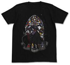 Fate Grand Order Saber Alter Altria Pendragon Cospa T-shirt Black Size L Artoria