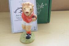 Última León de defensa Rugby SC2 Sporting caracteres limitado Beswick MIB