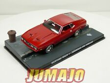 JB136 voiture 1/43 IXO 007 JAMES BOND Ford Mustang Mach 1 sans personnage