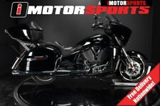 2013 Victory Motorcycles Cross Country Tour Gloss Black