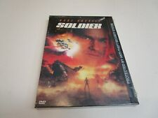 Soldier (99, Special Ed.) Brand New Snap Case, Kurt Russell, Rare & OOP!
