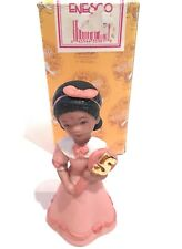 Rare Vintage Growing Up Birthday Girls Enesco African American Age 5 1996
