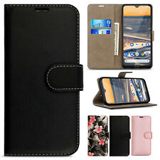 Nokia Mobile Phone Leather Wallet Case Book Cover Flip Pouch Nokia 5.3 2.3 1.3