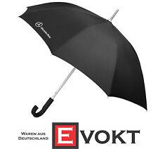 Mercedes-Benz Black Stick Umbrella Teflon Coating Collection 2014  Genuine New