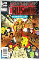 INFINITY CRUSADE #1 (1993) MARVEL COMICS