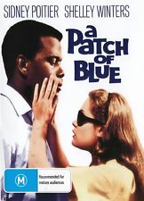 a Patch of Blue DVD Postage Within Australia Region 4