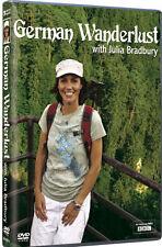 JULIA BRADBURY - GERMAN WANDERLUST - DVD - REGION 2 UK