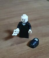 NEW LEGO 75965 HARRY POTTER LORD VOLDEMORT MINIFIGURE AND BABY VOLDEMORT NEW