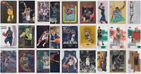 NBA Insert Rookie RC Parallel Numbered SP Cards - Choose From List - See Scans