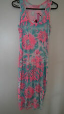 BNWT Blue and Pink Tye Dye Sundress From Signature size S/M