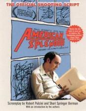 American Splendor: The Official Shooting Script