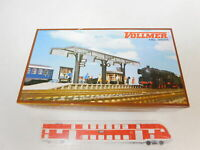 CA324-0,5# Vollmer H0 3534 Bausatz Bahnsteig ungebaut, NEUW+OVP