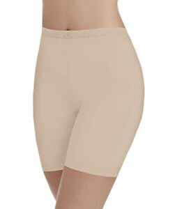 Vanity Fair Women's Lightweight Smoothing Seamless Slip Short 12385 Neutral 6/M