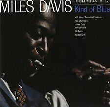 Miles Davis Kind of blue (1959; 6 tracks) [CD]