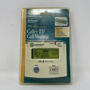 New (Open Box) Southwestern Bell FM147 Caller ID Call Waiting Telephone Indicato