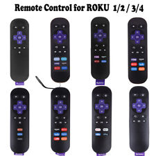 Universal Replacement Remote Control for ROKU 1/ 2/ 3/4 LT HD XD XS Player Lot