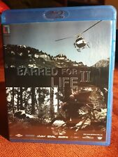 Barred For Life II BMX extreme sports bluray/dvd used with heavy scratches Rare!