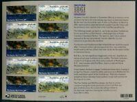 USA KB MiNr. 4679-80 postfrisch MNH Krieg und Frieden (GF12033