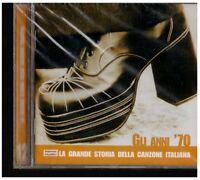 CD - 2240 - GLI ANNI '70 (SIGILLATO)